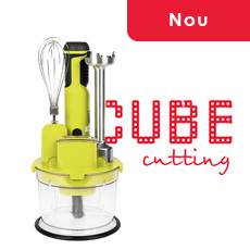 Mixer vertical multifunctional HB6070/GA, cube cutting