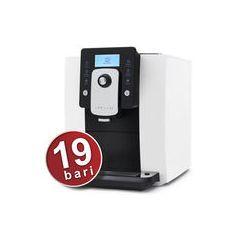 Espressor automat de cafea, 19 bar, sistem profesional de spumare lapte OURSSON AM6244/WH