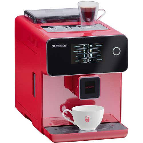 Espressor Superautomat, 19 Bar, Ecran tactil,  Filtru de apă, Râșniță Ceramică, Roșu AM6250/RD