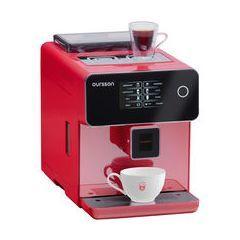 Espressor Superautomat, 19 Bar, Ecran tactil,  Filtru de apa, Rasnita Ceramica, Rosu AM6250/RD