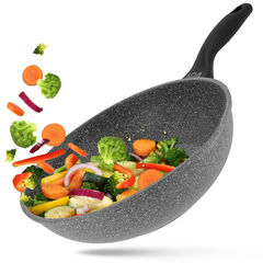 Tigaie Wok OURSSON  KWW3021MS, 30 cm
